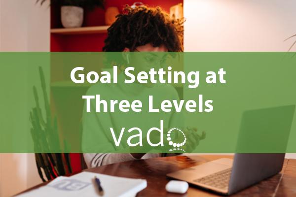 Goal Setting at Three Levels image