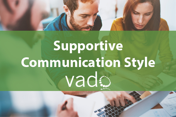 Supportive Communication Style
