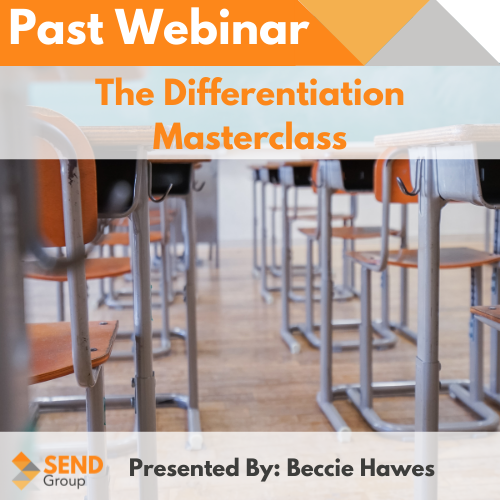 The Differentiation Masterclass