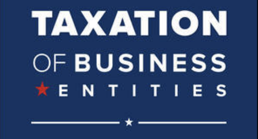 Taxation of Business Entities - US