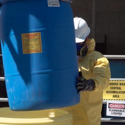 RCRA Training for Hazardous Waste Generators, Spanish