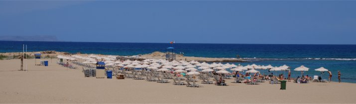 Malia is well known for some of the busiest beaches in Greece, but we have some peaceful ones as well