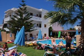 Stelios Residence Apartments, Malia, Crete