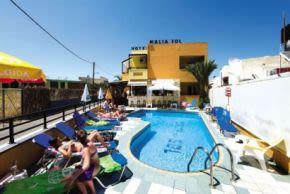 Malia Sol Hotel, Malia, Crete