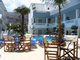 Emerald Hotel, Malia, Crete