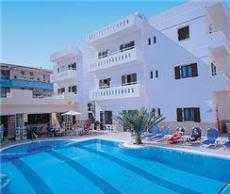 Semiramis Apartments, Malia, Crete