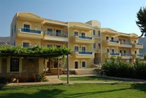 Parthenis Hotel & Suites , Malia, Crete