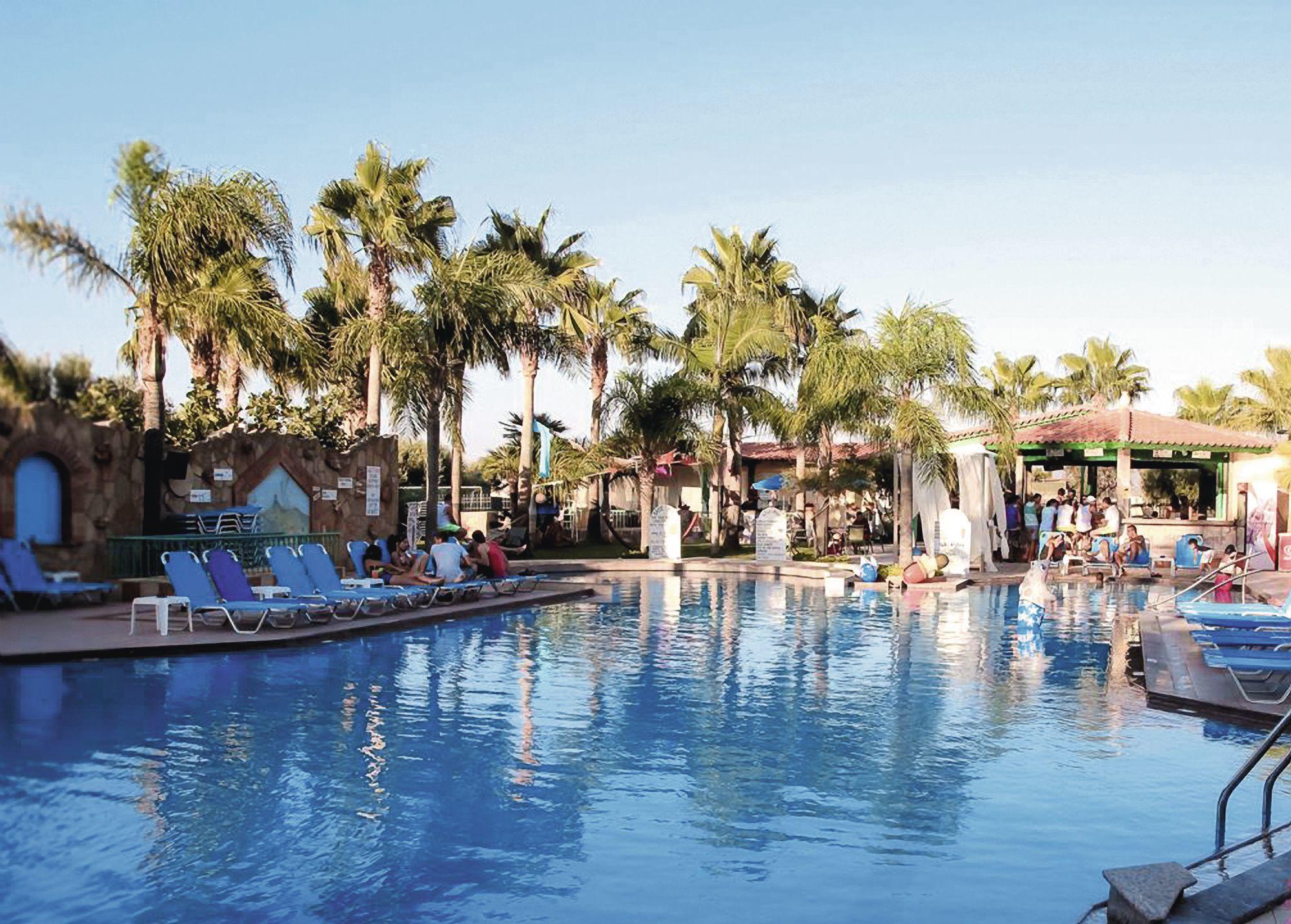 Oasis Pool, Malia, Crete