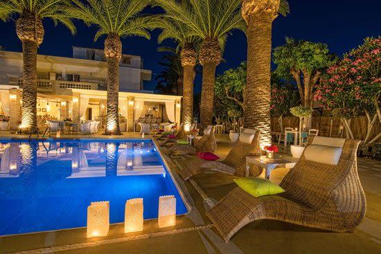 Drossia Hotel, Malia, Crete