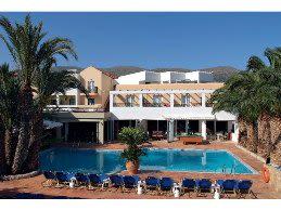 Malia Dedalos Hotel, Malia, Crete