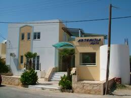 Artemisia Apartments,