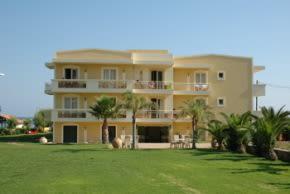Parthenis Beach Apartments ,