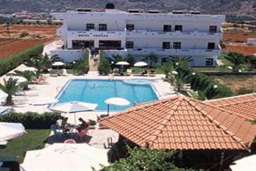 Vergas Hotel, Malia, Crete