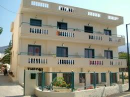 Theoni Apartments, Malia, Crete