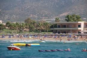 Dolphin Water Sports, Malia, Crete