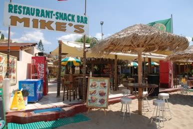 Mikes Beach, Malia, Crete