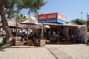 Aki Aki Beach,