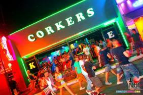 Corkers Night Club, Malia, Crete