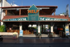 Help Bar, Malia, Crete