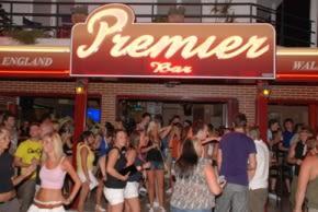 Premier Bar, Malia, Crete