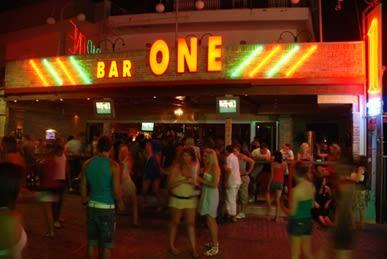 Bar 1, Malia, Crete