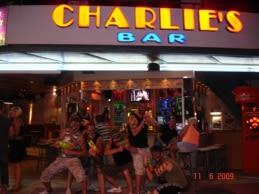 Charlies Bar, Malia, Crete