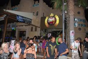 Camelot Castle Club, Malia, Crete