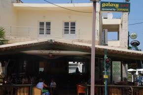 Galaxy Bar, Malia, Crete