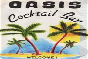 Oasis Bar, Malia, Crete