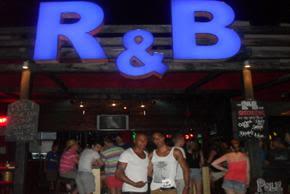 R & B Club, Malia, Crete