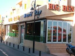 Big Ben Bar, Malia, Crete