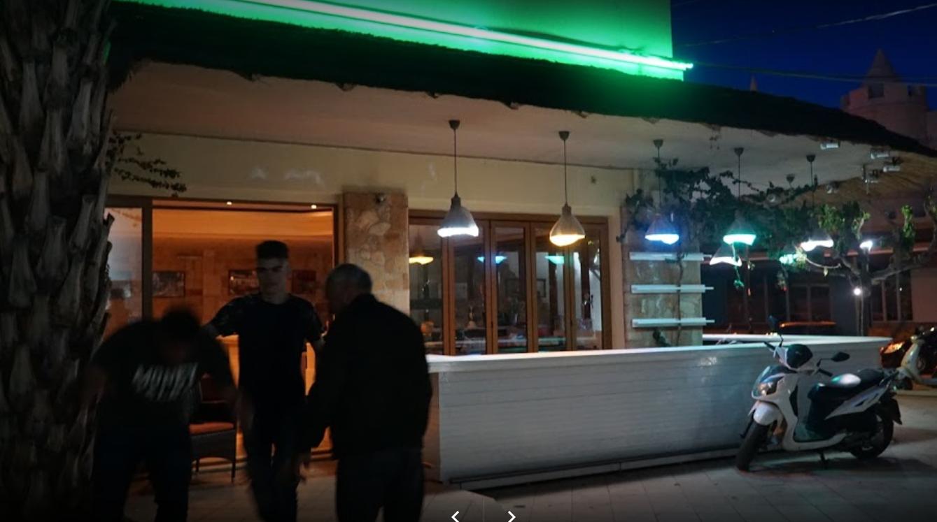 Mango's Bar, Malia, Crete