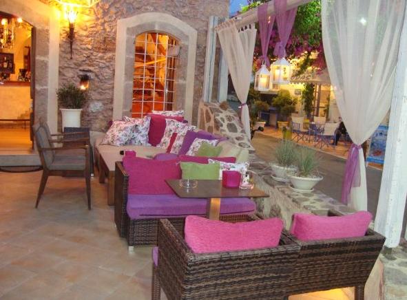 Allou Bar, Malia, Crete