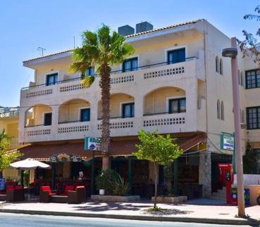 Argo Pub, Malia, Crete