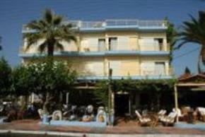 Drossia Café , Malia, Crete