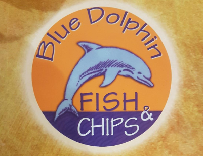 Blue Dolphin,