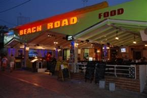 Beach Road Bar, Malia, Crete