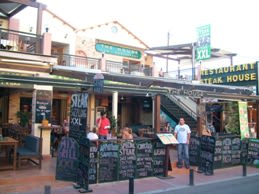 House Steak House , Malia, Crete