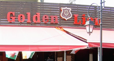 Golden Lion , Malia, Crete