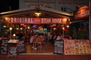 Bull Restaurant, Malia, Crete