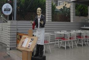Lucky Strike American Diner, Malia, Crete