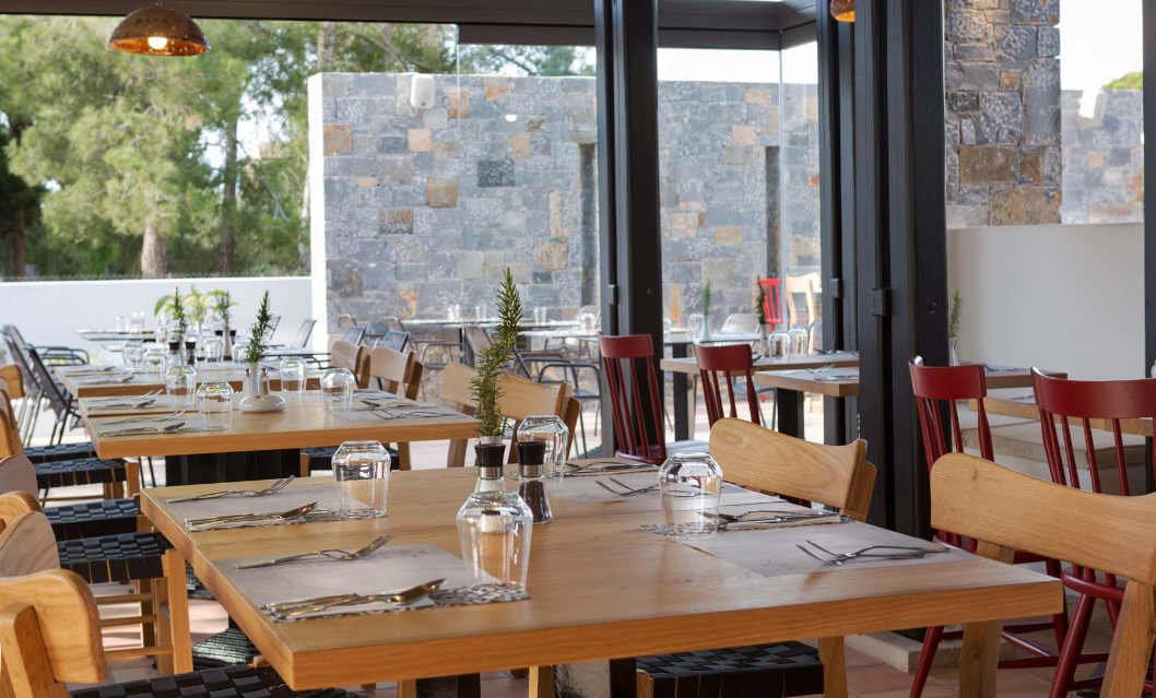 Kalypso Taverna, Malia, Crete