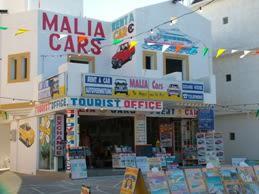 Malia Cars, Malia, Crete