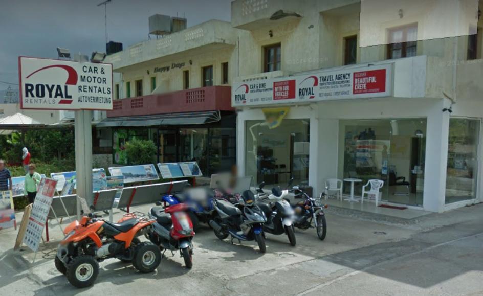 Royal Rentals , Malia, Crete