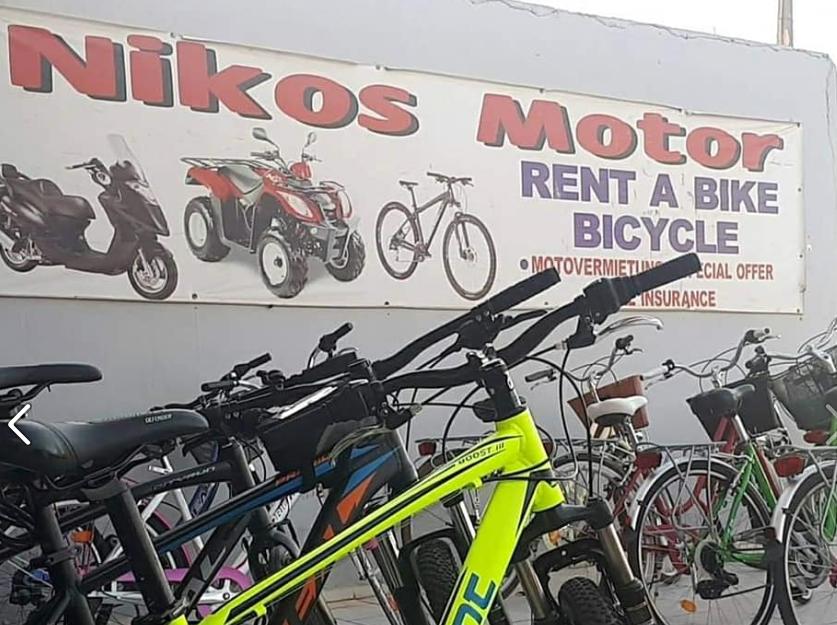 Nikos Motor, Malia, Crete