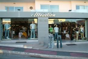 Attraction Fashion Shop, Malia, Crete