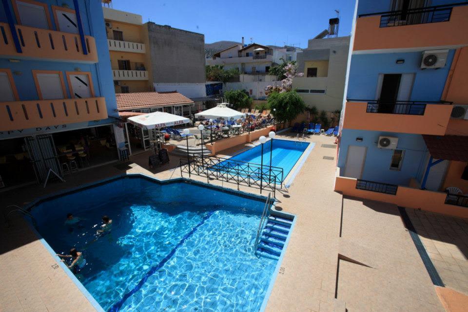 Club UK, Malia, Crete