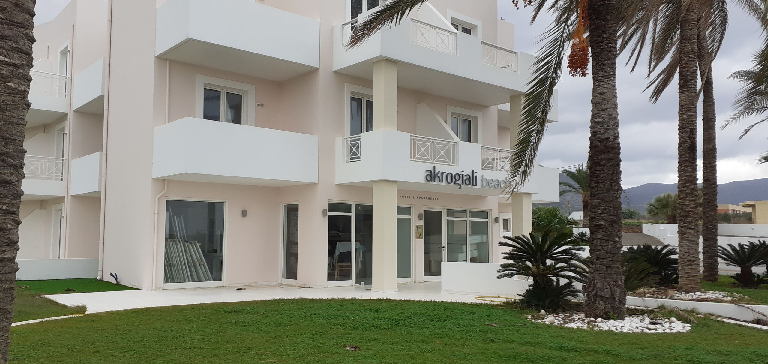 Akrogiali Hotel & Apartments ,