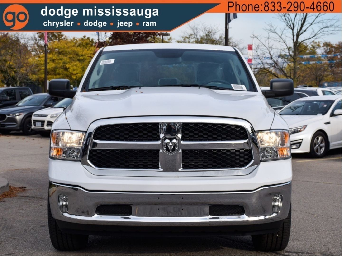 2019 Ram 1500 Classic Tradesman for sale in Mississauga, Ontario