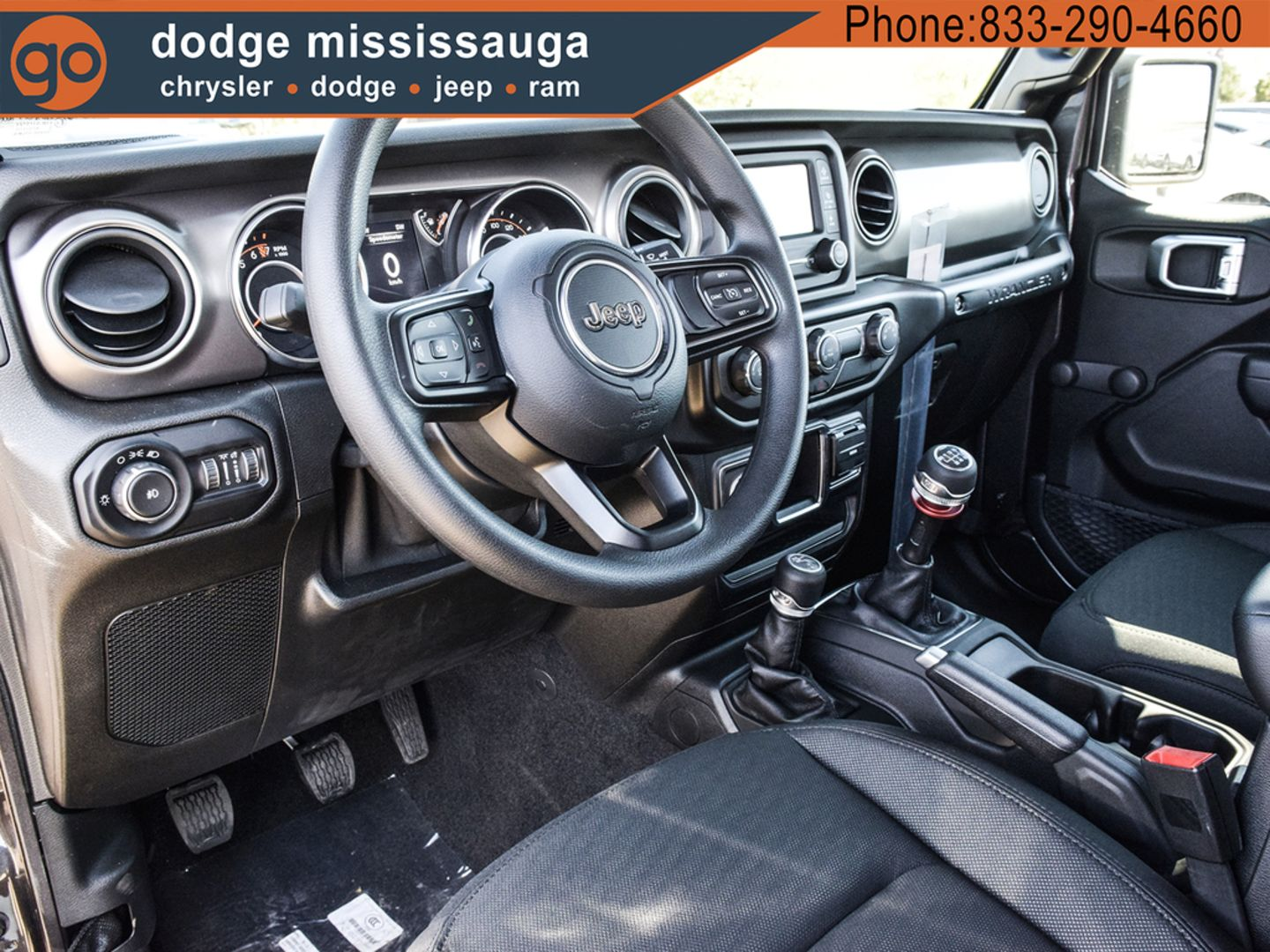 2020 Jeep Wrangler Sport for sale in Mississauga, Ontario